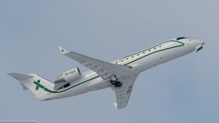 Air X Bombardier Challenger 850