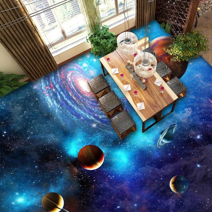 Providing various designs for wallpaper murals 3d floor murals home use planets solar system for floor-in Wallpapers from Home & Garden on Aliexpress.com | Alibaba Group
