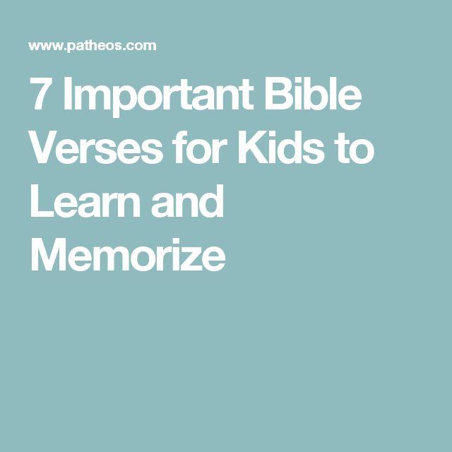 Top 100 Bible Verses to Memorise - Grow Church