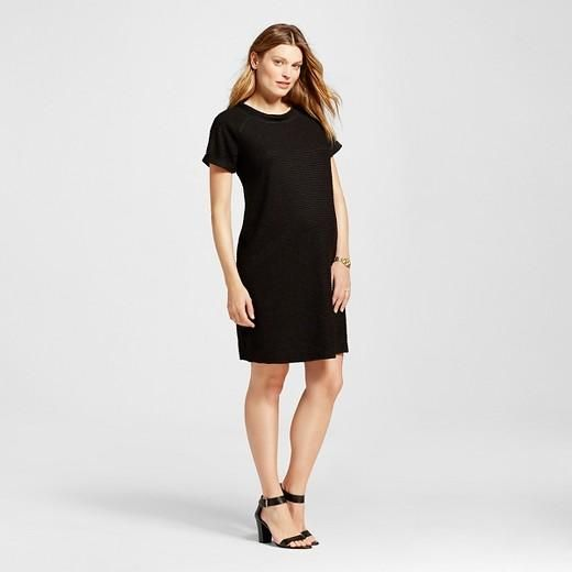 Liz Lange for Target Maternity Texture Stripe Dress