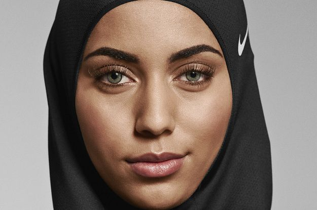 Nike Is Launching A Hijab Collection That Muslim Athletes Helped To Develop - BuzzFeed News