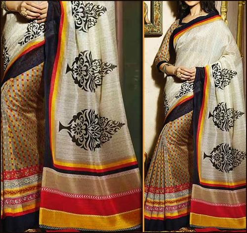 The debate on how to to distinguish between a casual saree and a formal one is…