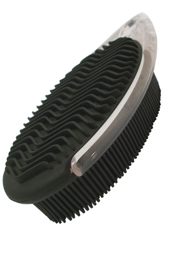 Deluxe Lint Brush: Double Sided Lint And Fur Removal Tool. Use On Clothing, Furniture, Upholstery And More!