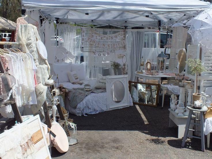 Behind The Picket Fence Vintage Handmade Marketplace November 7th In Costa Mesa Vintage Home Decorvintage