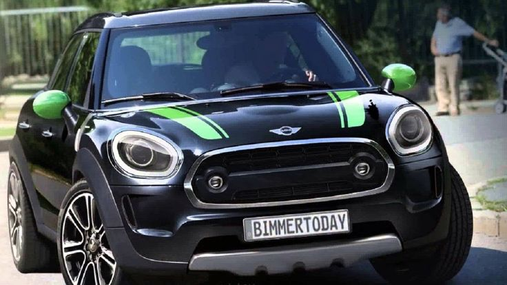 Overview- 2017 MINI Countryman Cooper