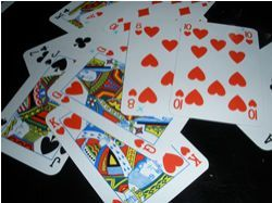 Vykládání karet aneb chcete znát svou budoucnost? 1. díl