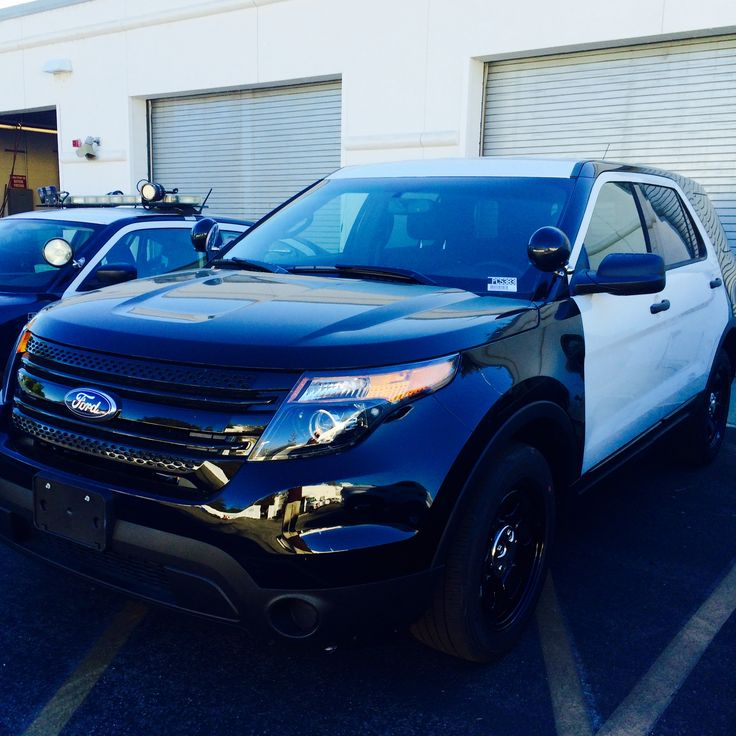 First look at an APD #Ford #Explorer SUV. We will soon have 5 in the fleet. #APDCA