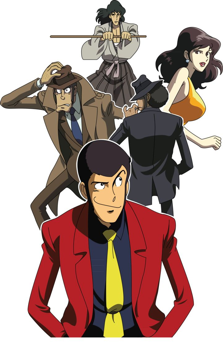 Lupin the Third : Episode 0