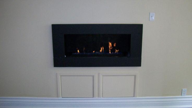 Lennox Eldv40 Linear Gas Fireplace Lennox Installations Pinterest Gas Fireplaces And