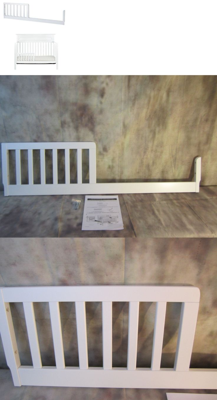 Bed Rails 162183 Davinci Toddler Coversion Kit White BUY IT NOW