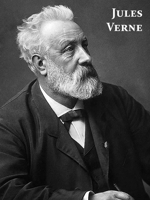 17 Best Images About Print Author Verne Jules On