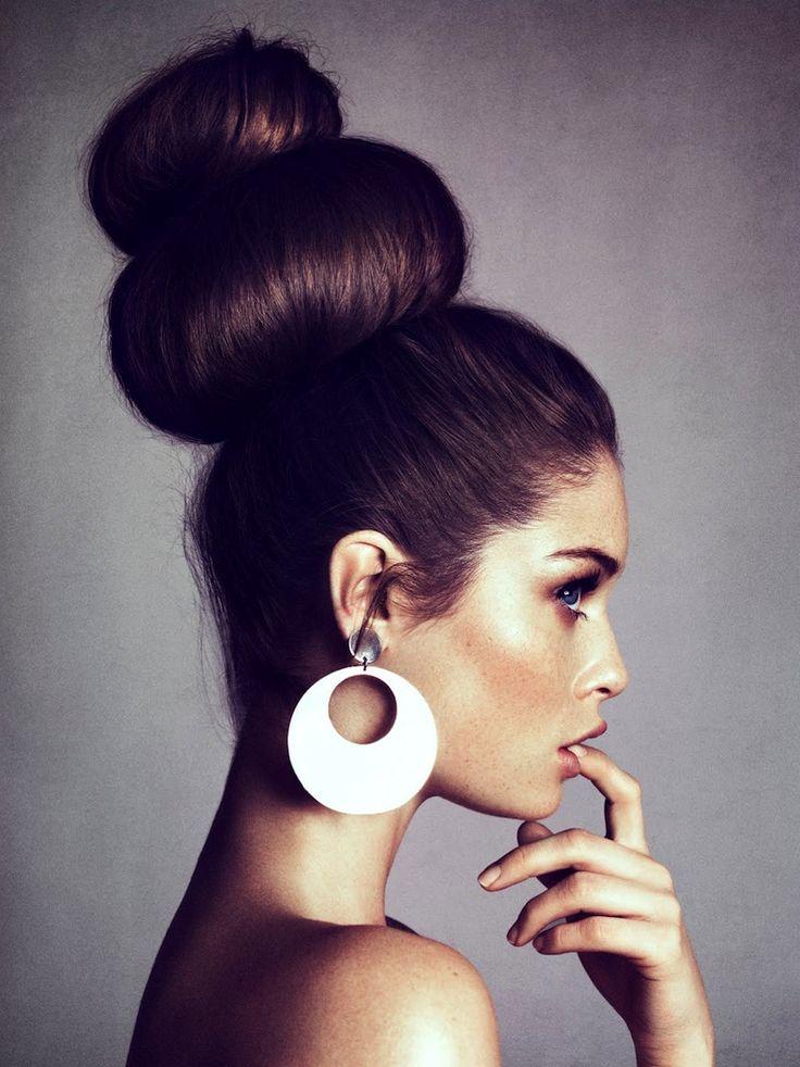 На заметку: 6 потрясающих beauty-образов от Tush Magazine