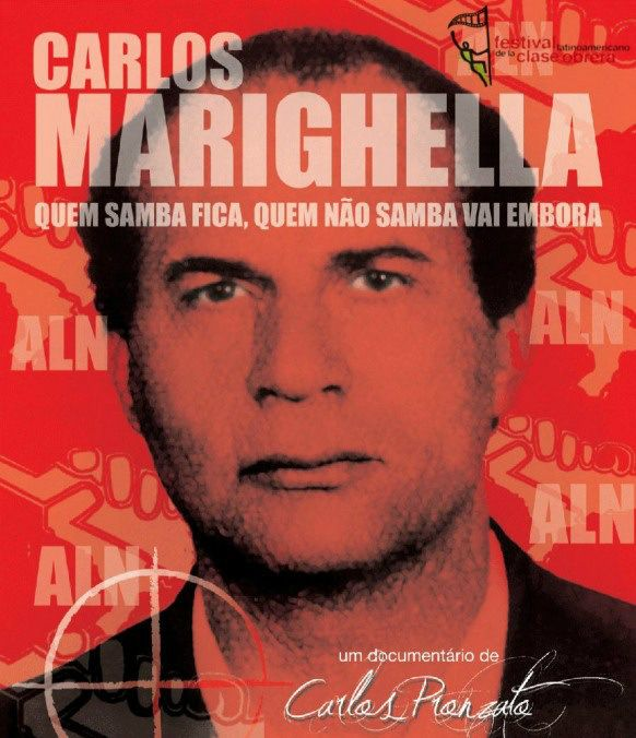Carlos Marighella - Quem samba fica, quem não samba vai embora