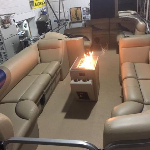Fire Pit For Boats   Google Search