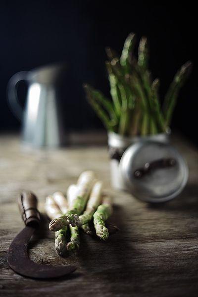 Parma Prosciutto and Asparagus Rolls
