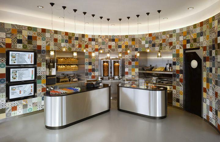 The Doner Company Concrete Leiden Netherlands