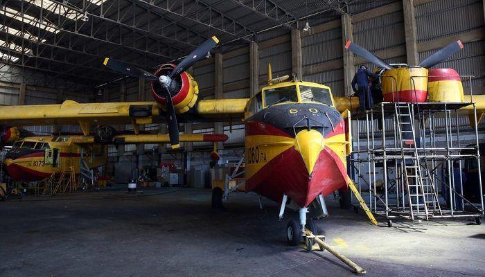 Οι πιλότοι των Canadair εξομολογούνται τις δραματικές ώρες στη μάχη με τις φλόγες