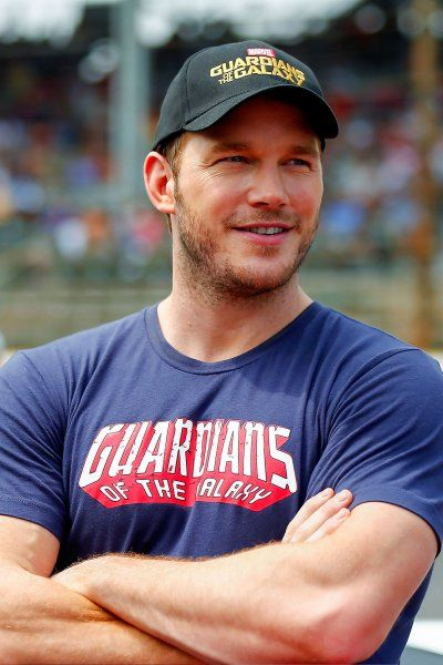 Chris Pratt Is Your Boyfriend's Celebrity BFF. Also, see Guardians of the Galaxy.