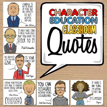 Character Education Quotes | Motivational Posters