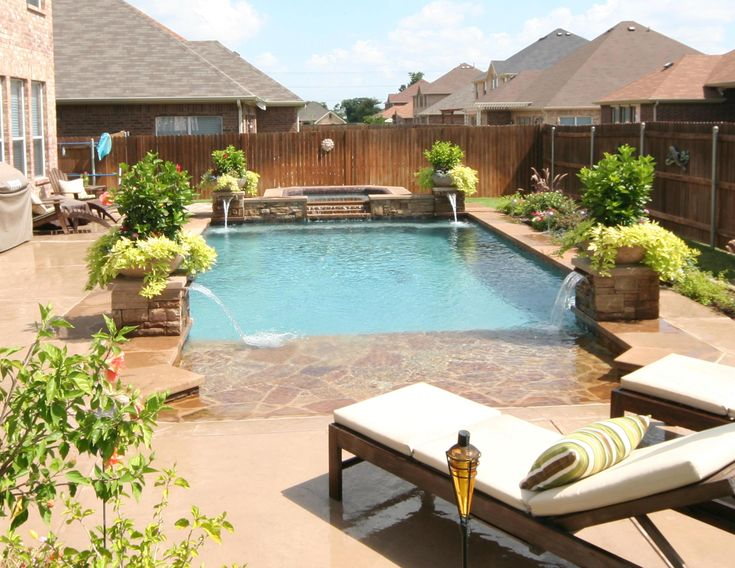 View Custom Pool Design Photos From Pulliam Pools, A Ft. Worth Pool Builder,