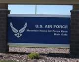 Mountain Home AFB, IDAHO -Our First Duty Station