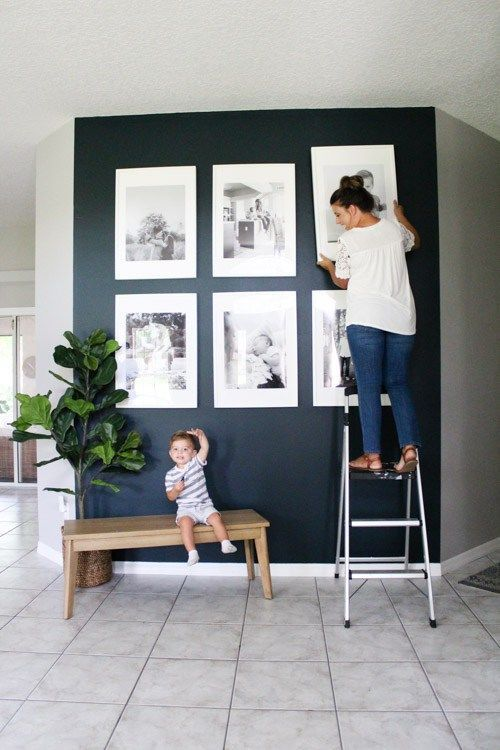 Print poster-sized images for a gallery wall