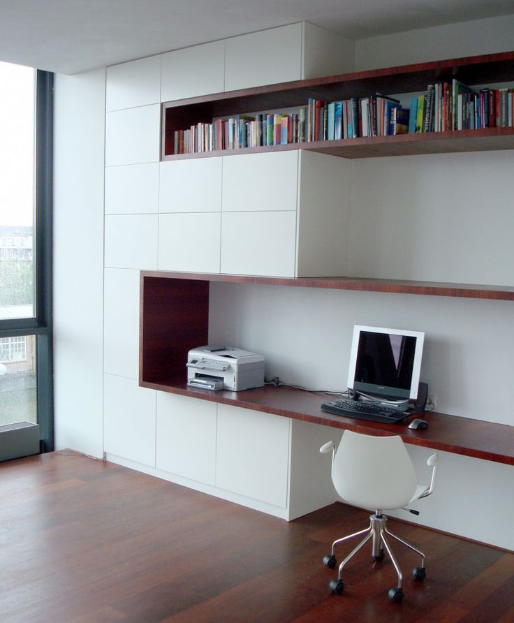 Kastontwerp - loft Amsterdam - Studio EI