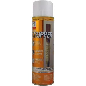 Klean-Strip 18-oz. Stripper-ESR72 at The Home Depot - spray paint stripper.  Who knew?  (I saw it on Rehab Addict on HGTV)