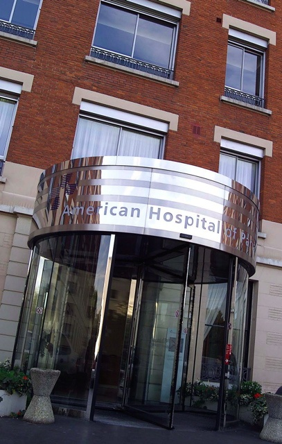 American Hospital Of Paris, Neuilly Sur Seine.
