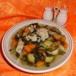 Minestrone leggerezza - Ricetta senza patate nè legumi