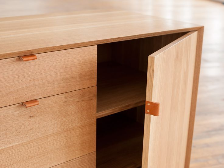 leather edge pull google search elements joinery pinterest drawer pulls cabinet ideas. Black Bedroom Furniture Sets. Home Design Ideas