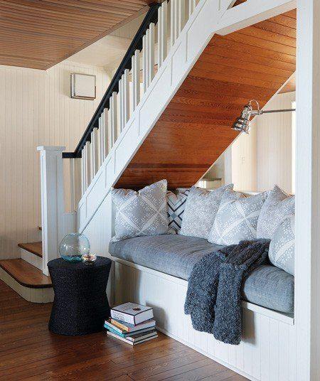Las 25 mejores ideas sobre escritorio bajo escalera en for Cama bajo escalera