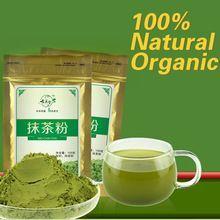 Promoción! 100g Matcha Polvo de Té Verde 100% té adelgazante Natural Orgá