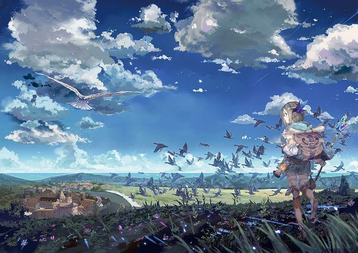『フィリスのアトリエ ~不思議な旅の錬金術士~』多数のスクリーンショットと共にゲーム概要が公開!