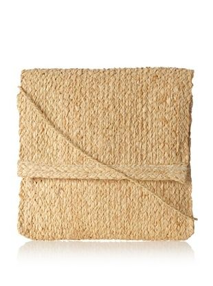 50% OFF Buji Baja Women's Raffia Braid Cross-Body, Natural