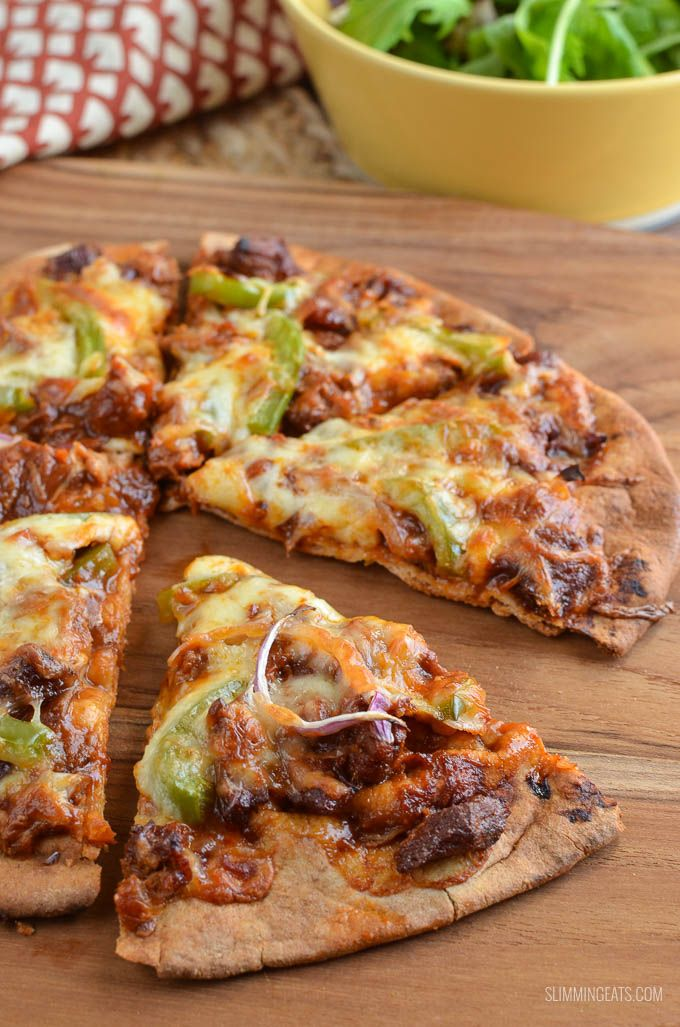 For all the pizza and pulled pork lovers alike - this Pulled Pork Pizza might just make your day. With two of my favourites combined it certainly did mine.