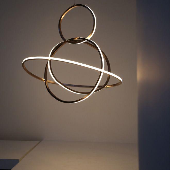 Apoapsis | Light Sculpture | Niamh Barry - Contemporary Irish Artist & Light Sculptor