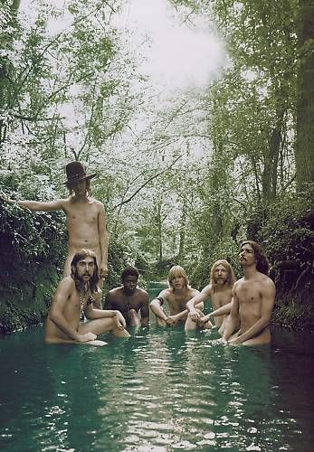 LOVE THAT PHOTO! - The Allman Brothers Band