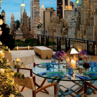 Dinner in NYC <3