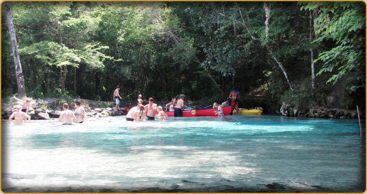 Canoeing In Panama City Beach