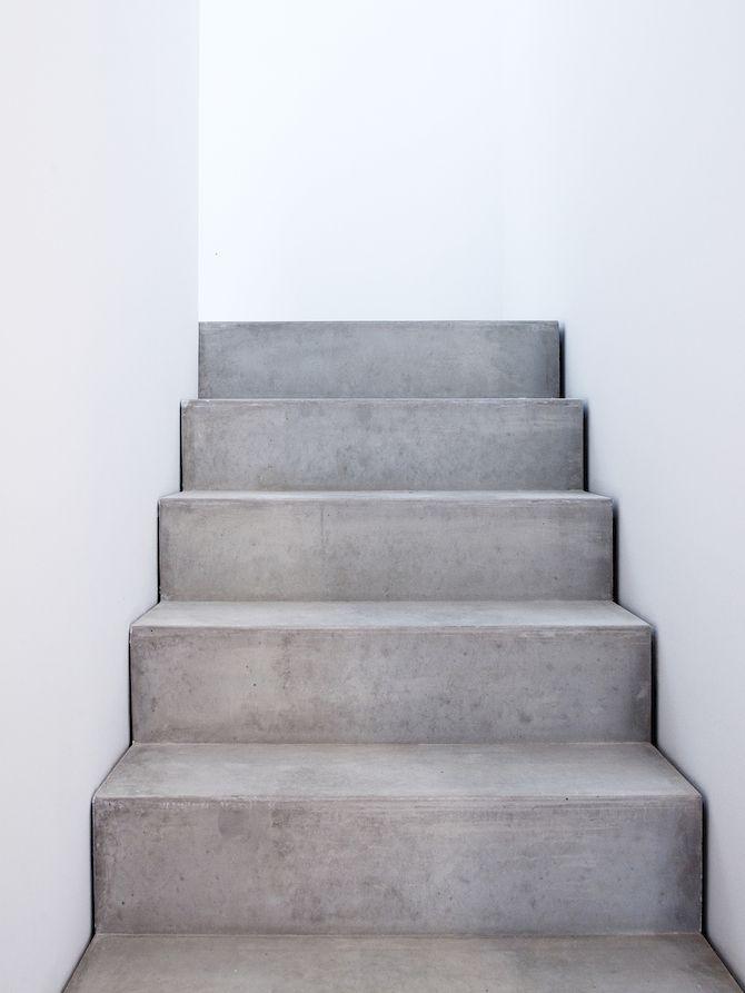 Best 25+ Concrete stairs ideas on Pinterest   Concrete ...