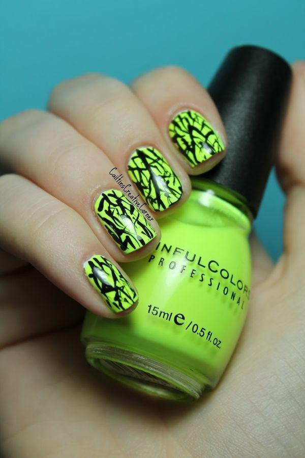 Mejores 23 imágenes de moda en uñas en Pinterest   La uña ...