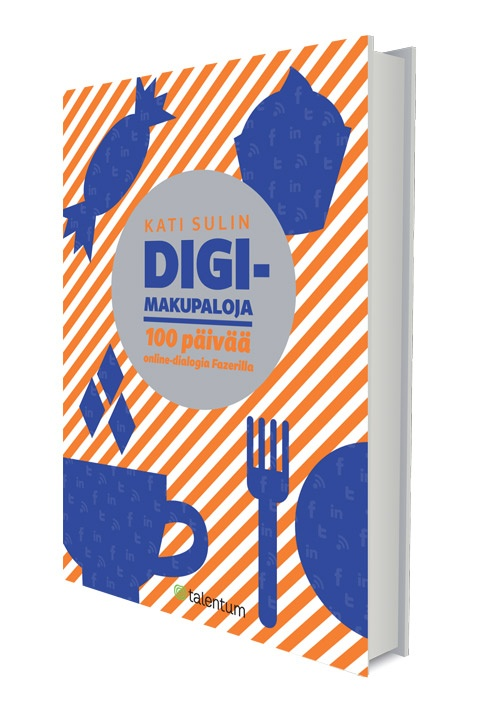 <3 100 days of online dialogue at Fazer