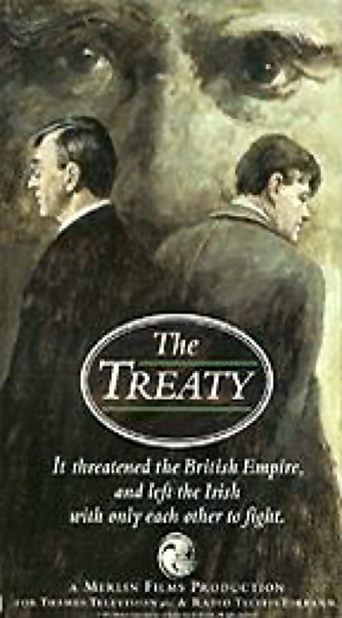 The Treaty (1991)   http://www.getgrandmovies.top/movies/5641-the-treaty   How the Anglo-Irish Treaty between the unrecognised Irish Republic, represented by Michael Collins, and the British government was concluded after high-stakes negotiations in 1921.