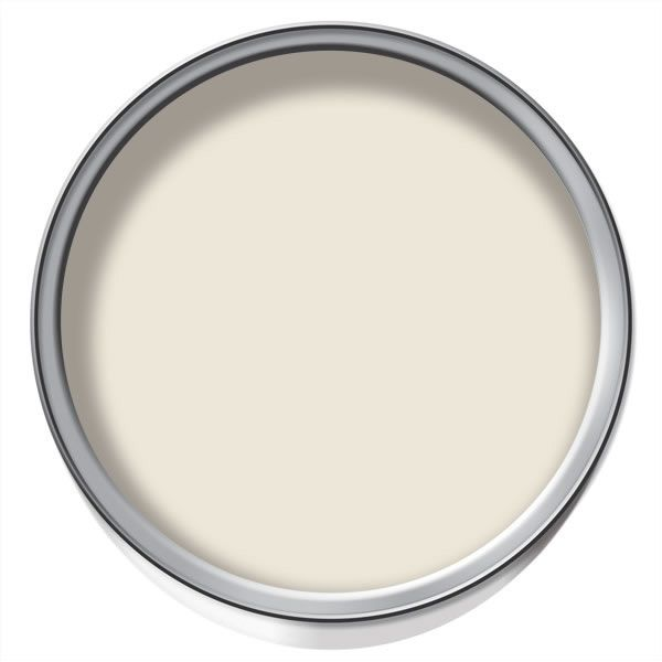 Dulux Matt Emulsion Paint Almond White 5ltr