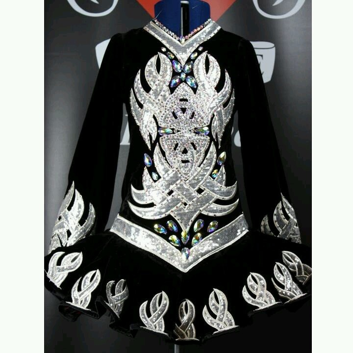 136 best irish dance solo dresses images on pinterest for Elevation dress designs
