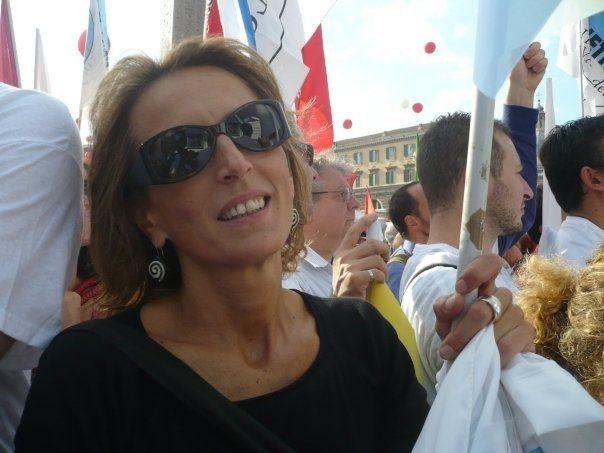 Luisa Capelli...una delle tante belle persone passate per Idv