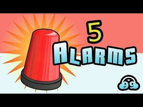 5 Alarm Sounds (NON COPYRIGHTED) - YouTube - Improve your videos and