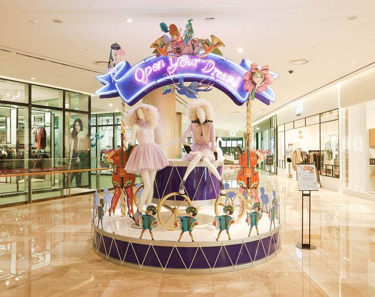 OPEN YOUR DREAMS - lotte mall seoul - StudioXAG