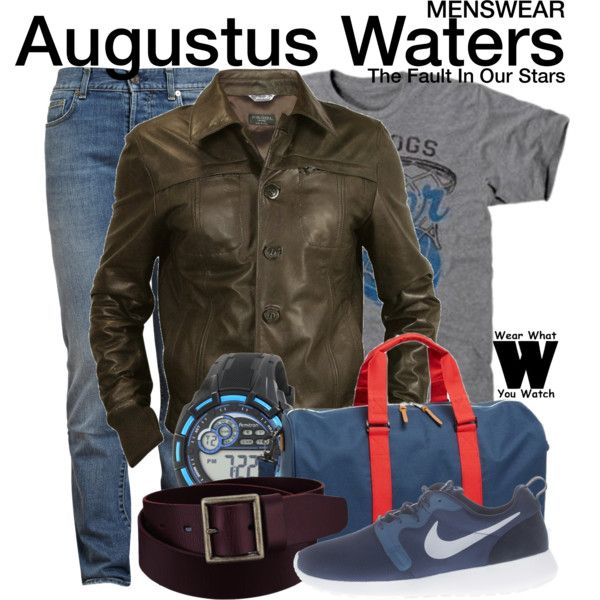 Image result for augustus waters costume
